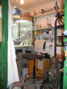 My workshop restoration and repair