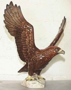 Beswich Golden Eagle after Restoration and repair